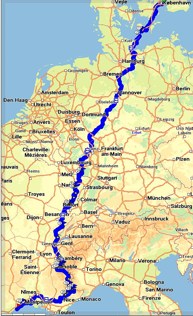 2011 Tur Frankrig